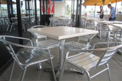 Cafe Furniture Bundaberg Central QLD