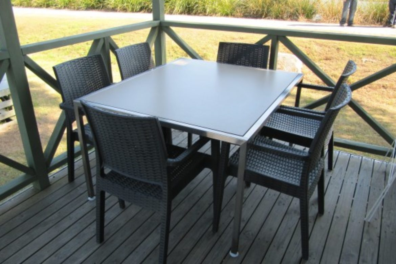 Caravan Park & Resort Furniture Brooms Head NSW