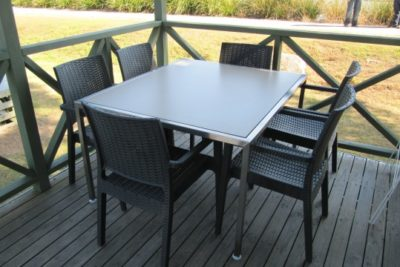 Caravan Park & Resort Furniture Brooms Head NSW
