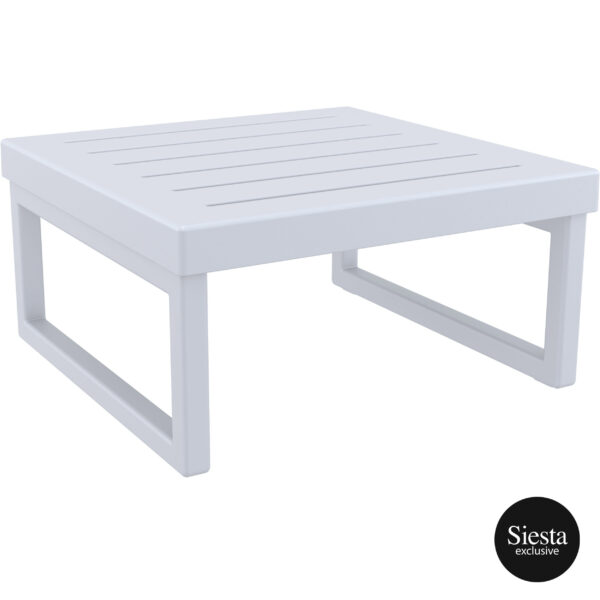 002 ml table silvergrey front side