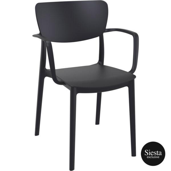 004 lisa black front side