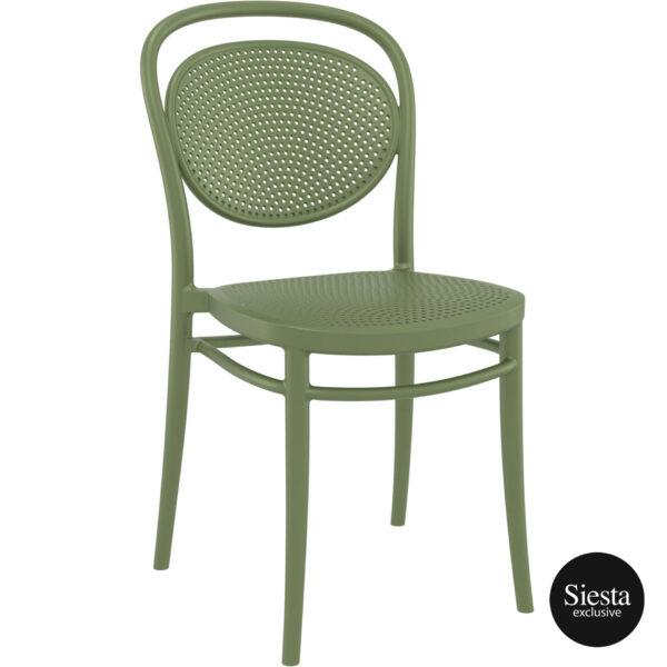 014 marcel olive green front side