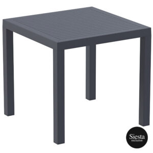 Ares Table 80 - Anthracite