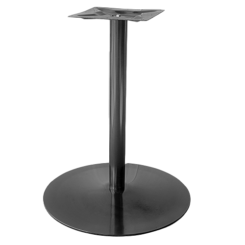 Coral Round Table Base Black