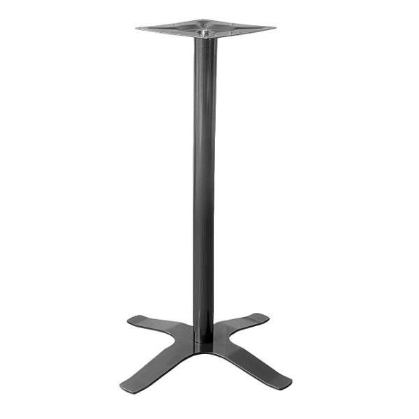 Coral Star Bar Table Base Black