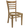 Part A Florence Chair Frame Natural