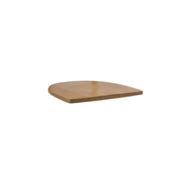 Part B Florence Timber Seat Natural Centre