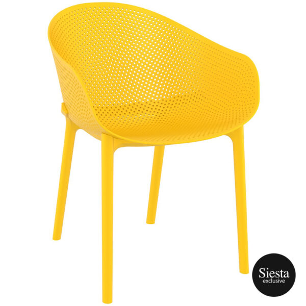 Sky Chair Mango Yellow