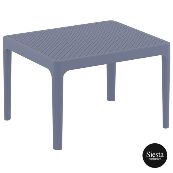 Sky Side Table - Anthracite