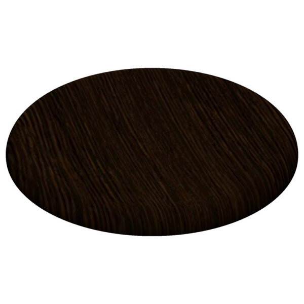 Werzalit By Gentas Round Stool Top Wenge