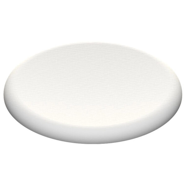 Werzalit By Gentas Round Stool Top White