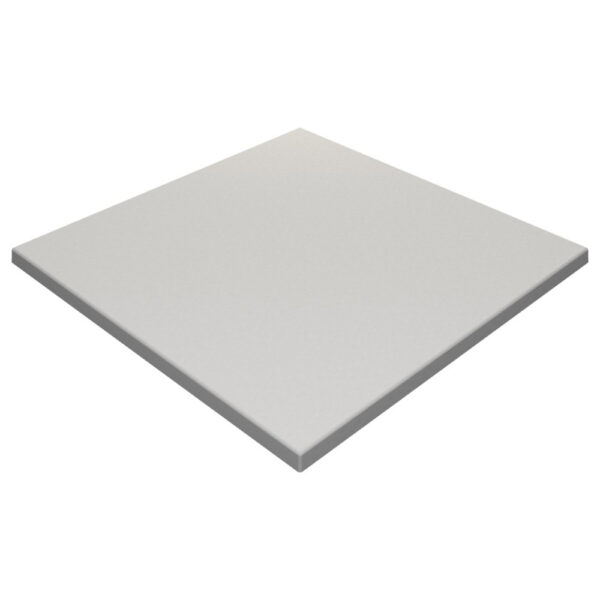 Werzalit By Gentas Square Table Top Stratos