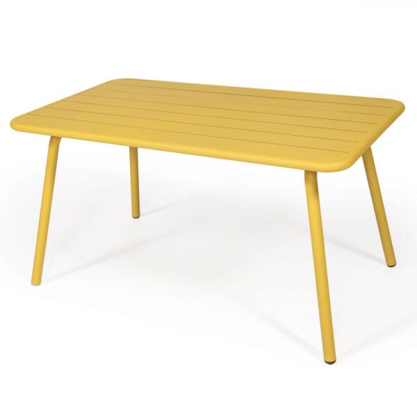 porto 140table yellow