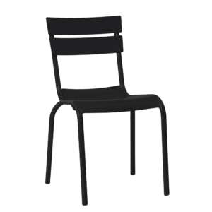 porto chair black