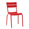 porto chair red