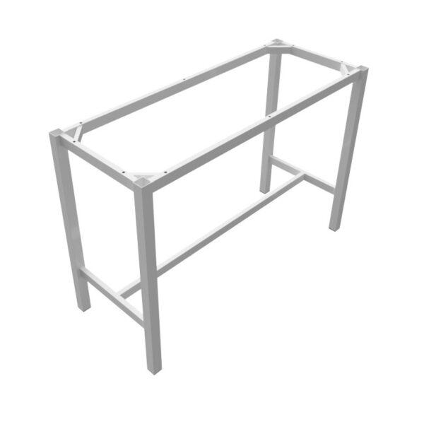 preston table dry bar white rectangle