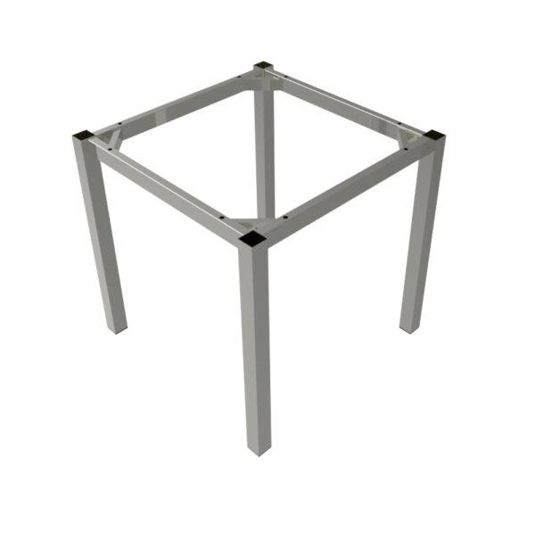 preston table silver square
