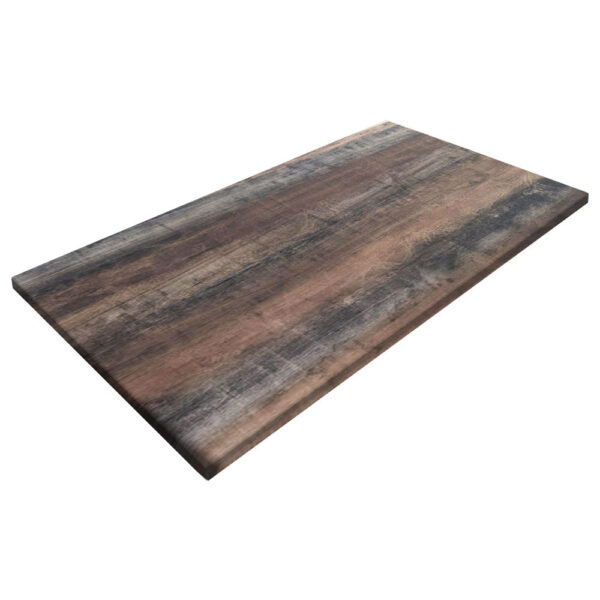 sm france rectangle table top arizona