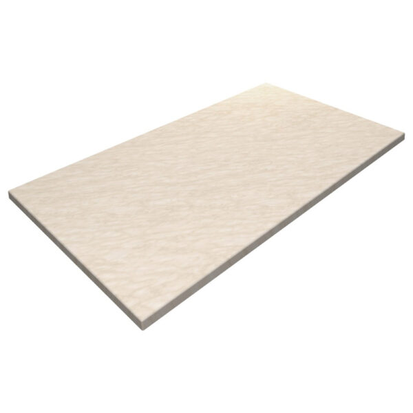sm france rectangle table top marble