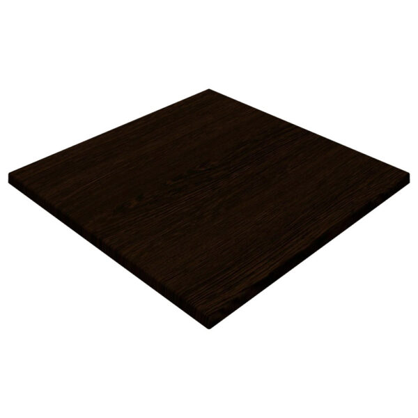 sm france square table top wenge