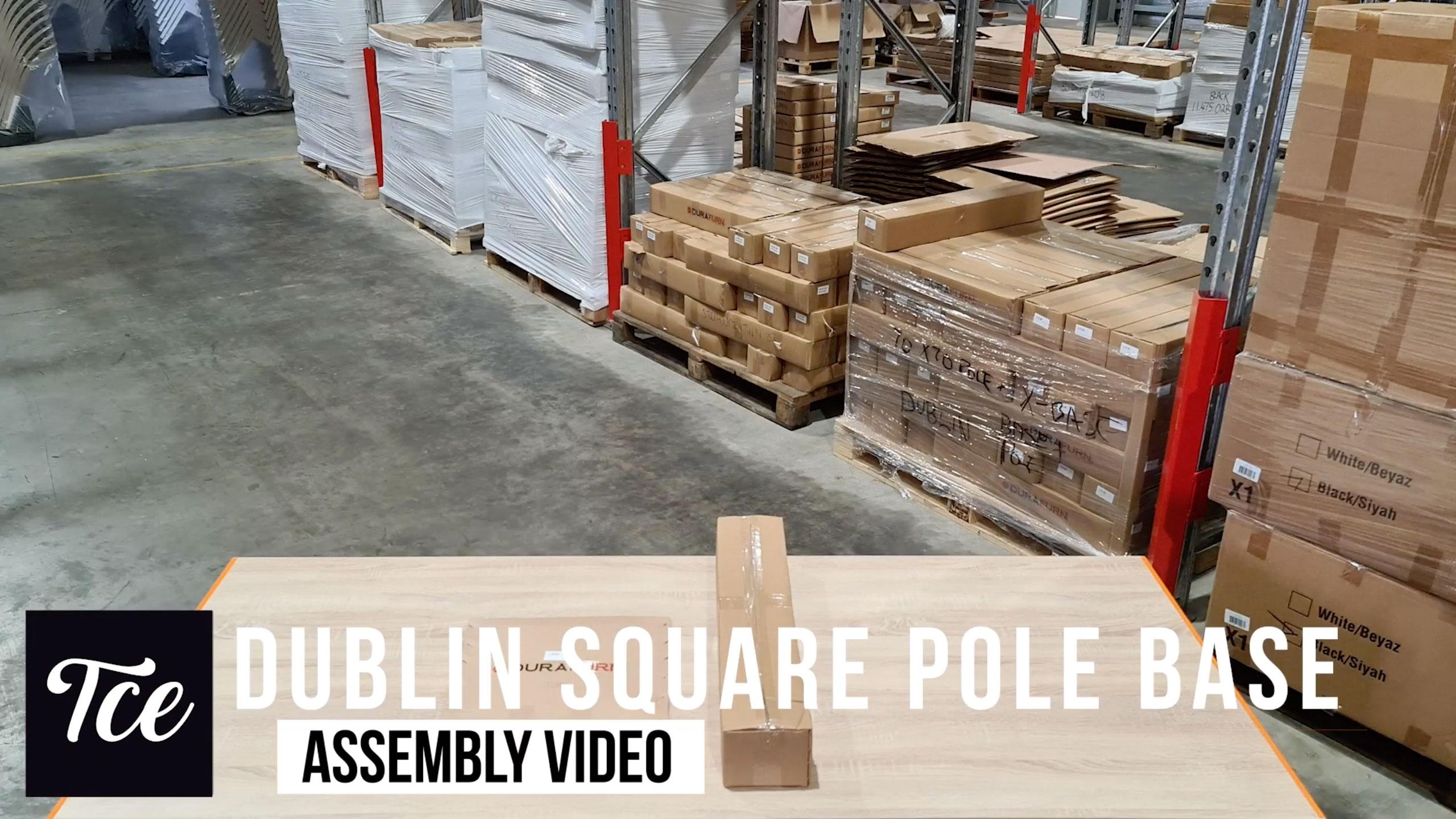Assembly for the Dublin Base